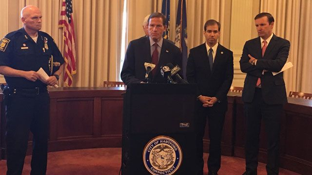 15 new police officers to be hired in Hartford