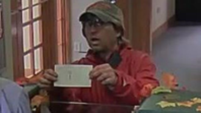Wethersfield police search for bank robbery suspect