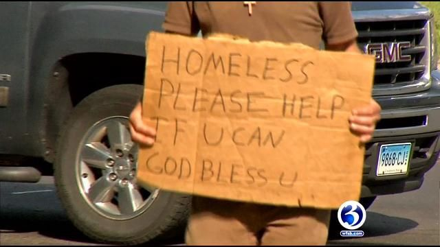 Volunteers needed for census of CT's homeless population