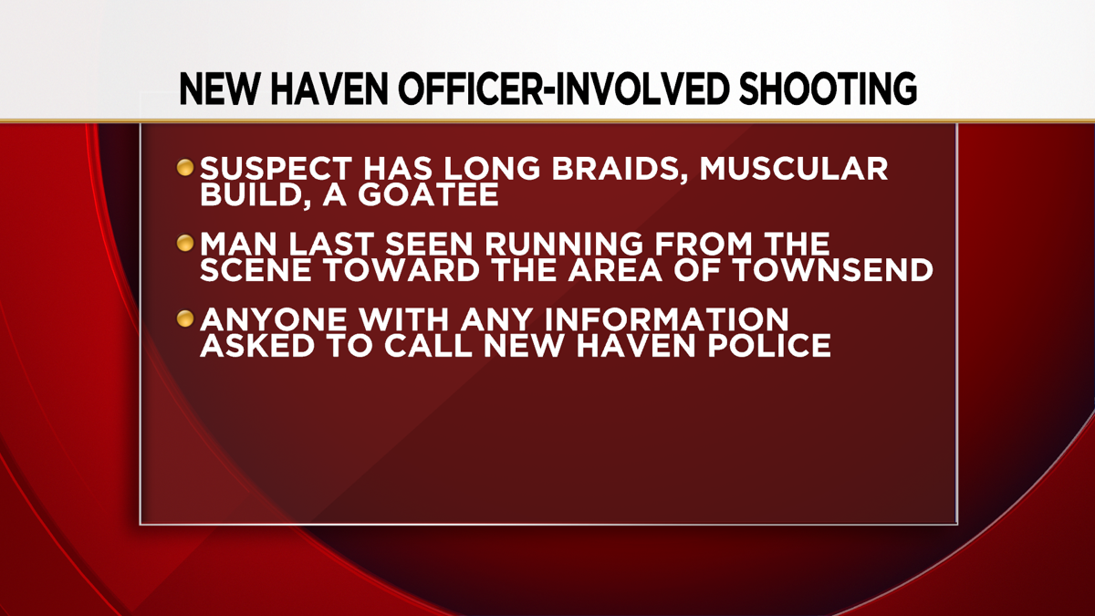 Police Captain recovering after being shot, suspect still at