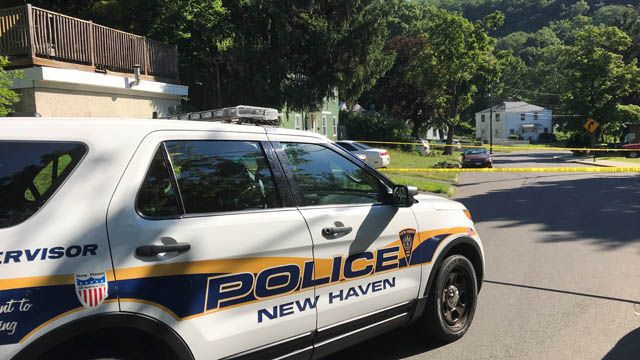 Police: No crime committed after woman found naked in New Haven