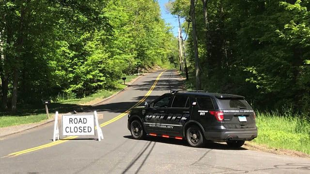 Southbury standoff ends with man in police custody