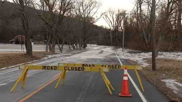 Second ice jam prompts emergency response meeting in Kent