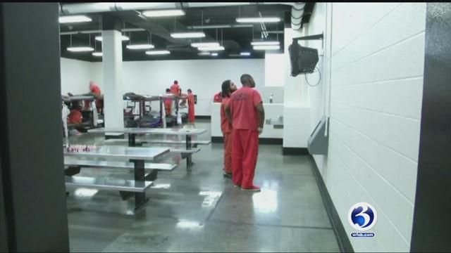 Inmates take Enfield college classes to get second chance