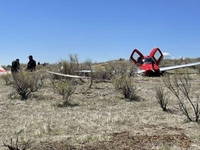 Two small planes collide over Colorado and amazingly no one was injured