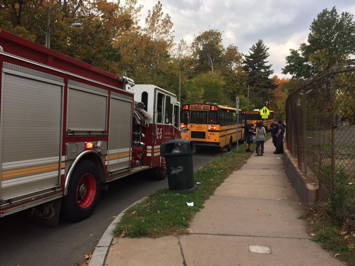 School bus driver taken to hospital after student sprays pepper spray