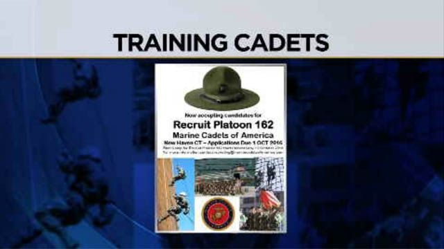 Marine Cadets are looking for new recruits