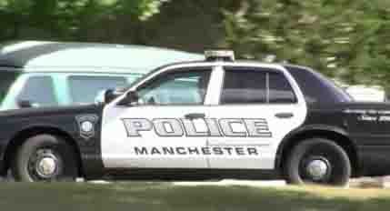 Manchester town employee hit by car