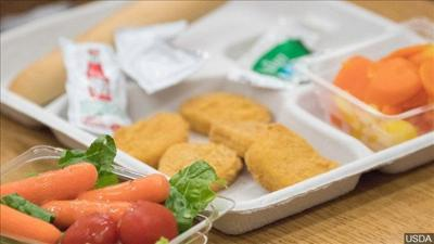Schools receiving federal funding for free breakfast, lunches