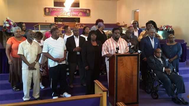 CT clergy members speak out over president's comments