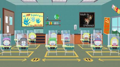 Comedy Central to air one-hour 'South Park' pandemic special