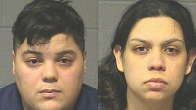 Baby suffers non-survivable injuries; Hartford couple arrested
