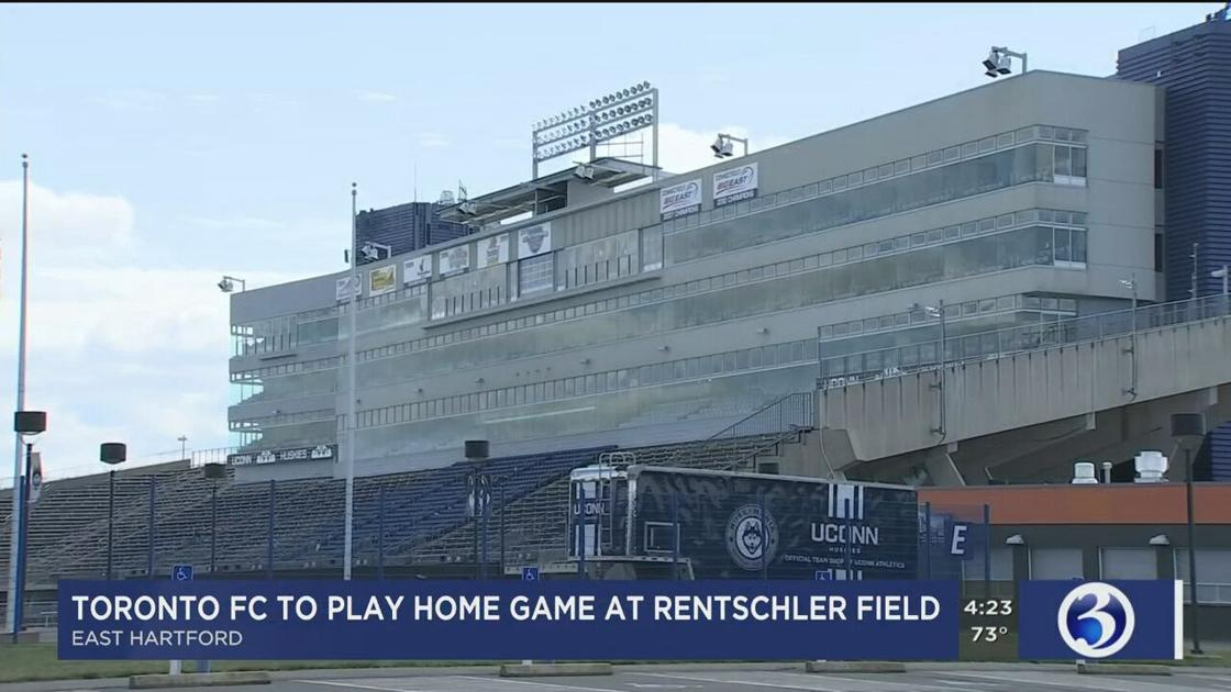 Major League Soccer's Toronto FC to play home games at Rentschler Field