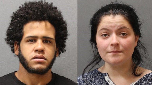 Drug argument leads to arrest of man, woman in Plainfield