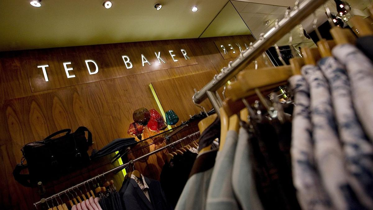 a4721e52b3a5 Ted Baker CEO Ray Kelvin quits after allegations of  forced hugging ...
