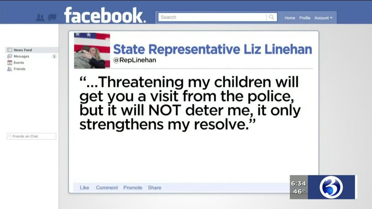 VIDEO: State rep  fires back after receiving vaccine-related threat
