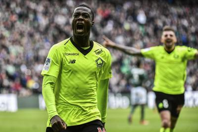 Lille and the making of Arsenal star Nicolas Pepe
