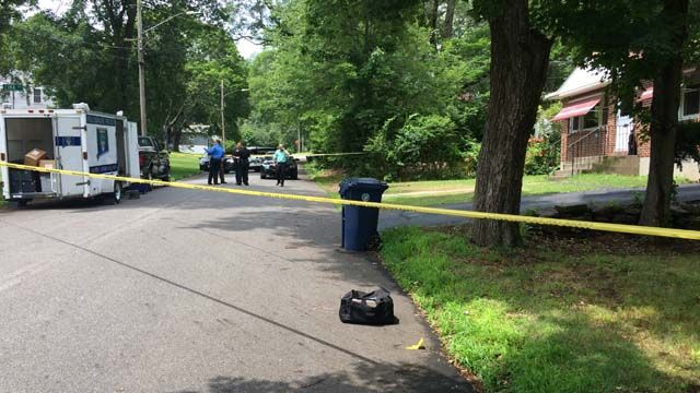 Shot fired during domestic incident in Willimantic