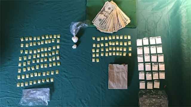 PD: 18 arrested in connection with buying, selling drugs in Hartford