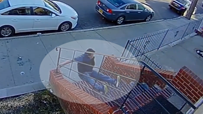 CAUGHT ON CAMERA: 71-year-old man dies after being pushed down stairs, police say