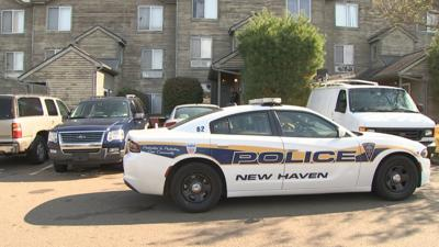 New Haven Death