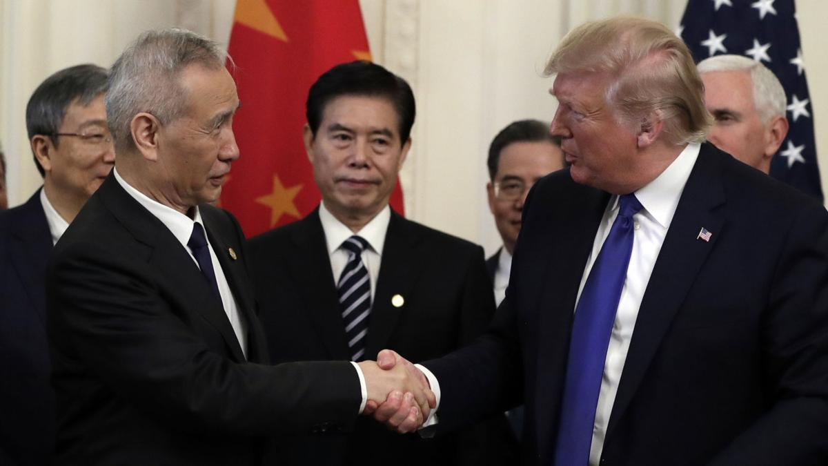 China just agreed to buy $200 billion worth of US products