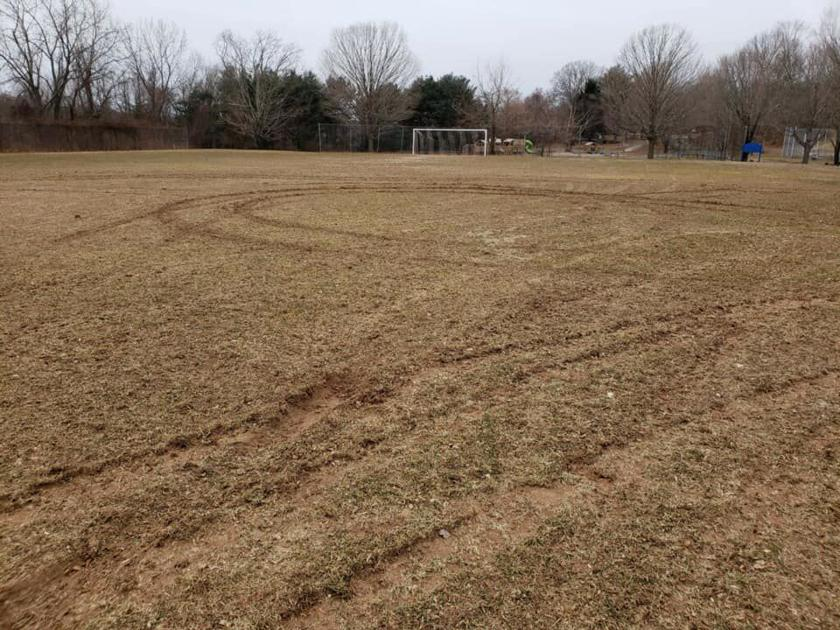 Soccer field vandals sought in Ansonia