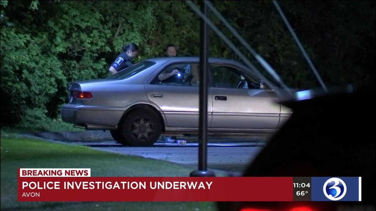 Video: Avon police investigating possible armed robbery at local park