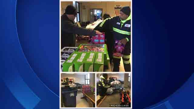 New Haven toy drive in desperate need of donations