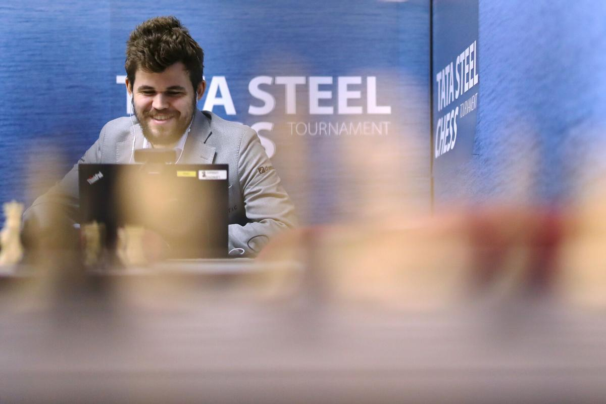 Magnus Carlsen has conquered the world of chess. Now he's setting his sights on fantasy football