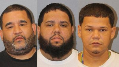 Three arrested following East Windsor home invasion