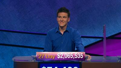 'Jeopardy!' champ James Holzhauer donates $10,000 to a charity that helps kids from dropping out of school