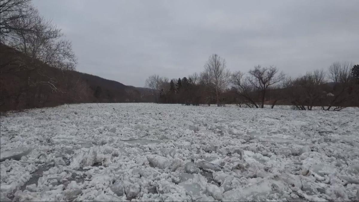 State of emergency declared in Kent due to ice jams, flooding