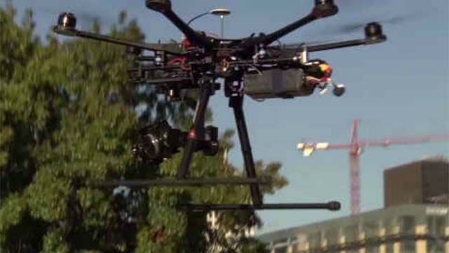 Norwich Public Utilities issues warning to drone pilots