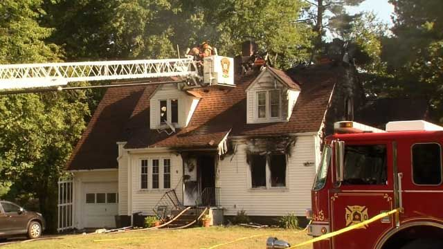 No injuries reported in Bloomfield house fire