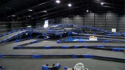 New state-of-the-art go-kart track being built in Montville