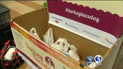 Turkey donations CityPlace
