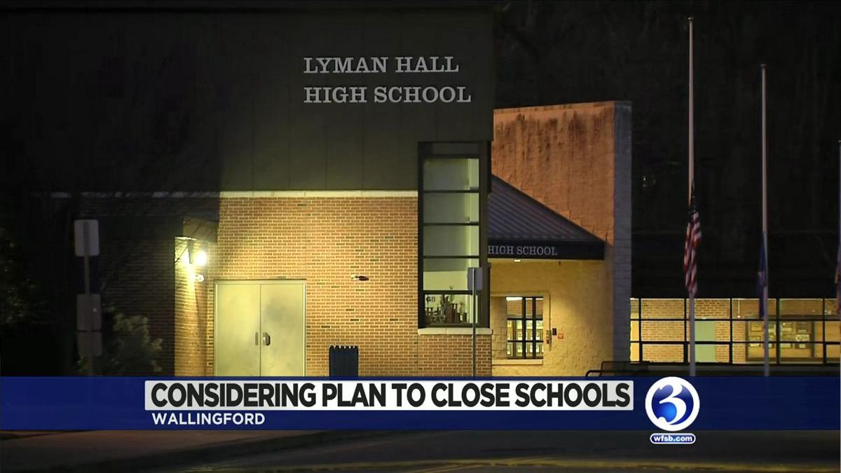 VIDEO: Wallingford Board of Education discussing school closure proposals