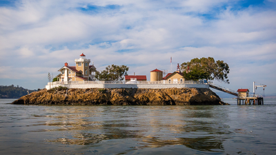 East Brother Light Station