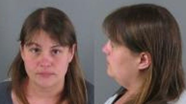 Woman accused of killing son, burning home held on bail