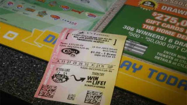 CT Lottery officials grilled after store clerks cheated popular game