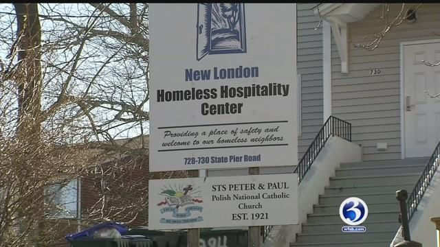Shelters are available for the homeless amid frigid temps
