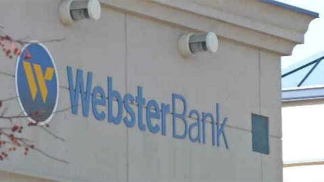 Webster Bank processing issue resolved