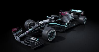 Mercedes to race in black cars for 2020 in stand against racism