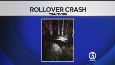 Route 32 in Willimantic reopened following one-car crash
