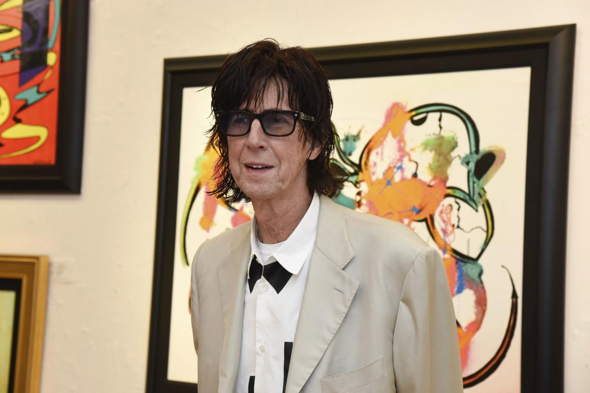 RIC OCASEK: ABSTRACT REALITY Art Presentation