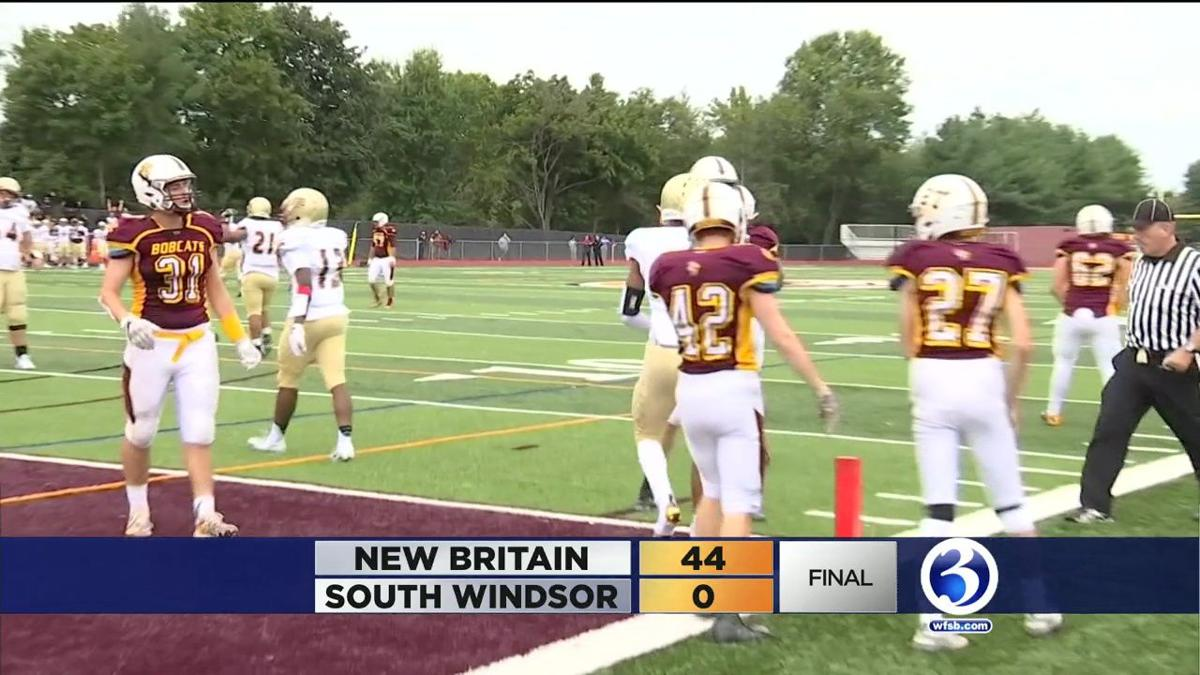 New Britain 44  South Windsor 0