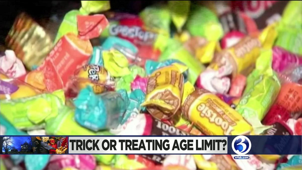 Video: Doctors weigh in on trick-or-treating age limit