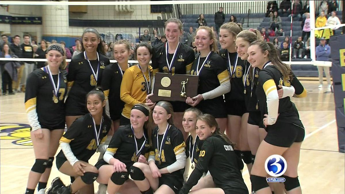 State Volleyball Recap