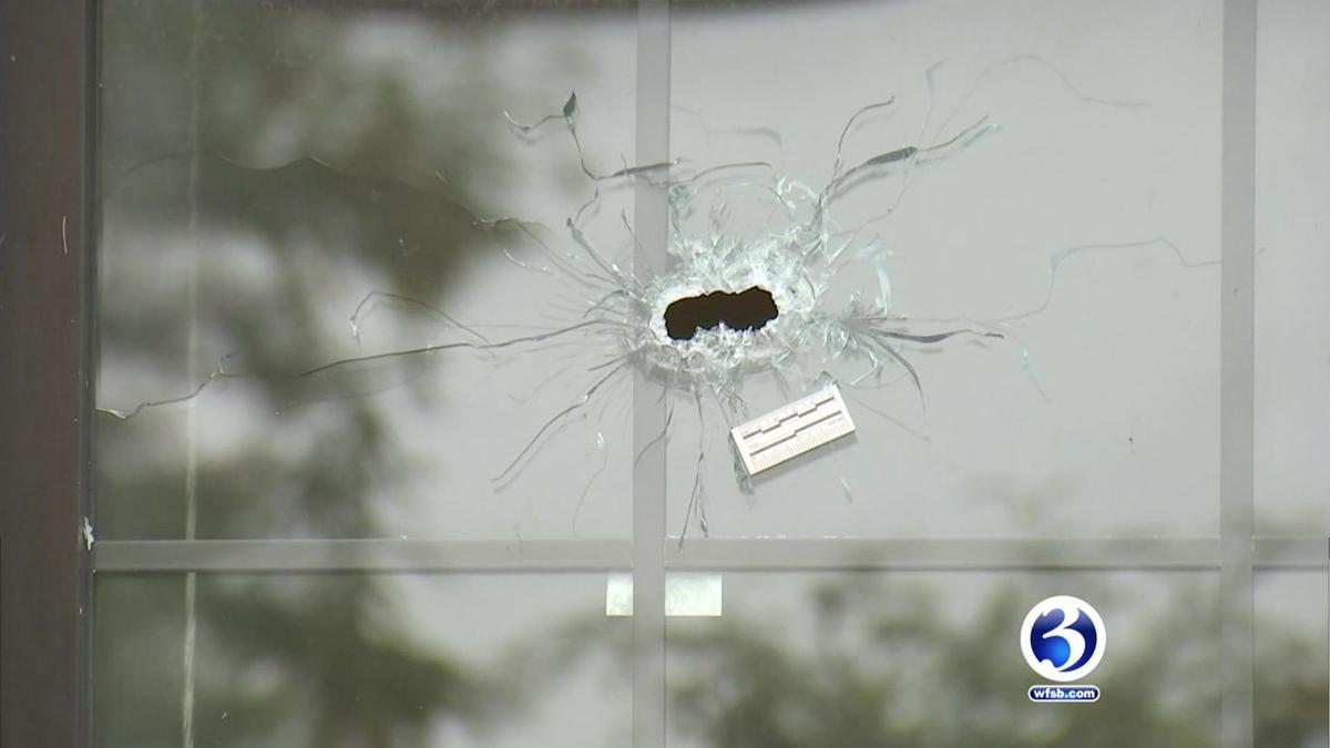 West Hartford restaurant hit by bullets